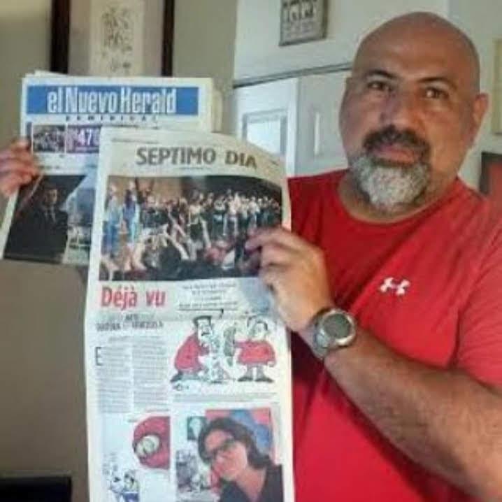 Carlos apitz press and news