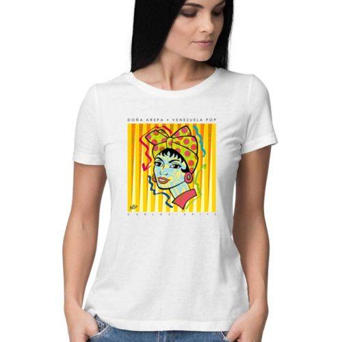 Doña Arepa Yellow